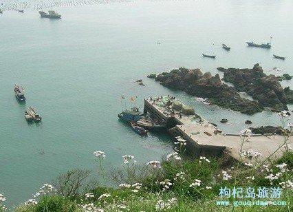 上海到枸杞岛旅游