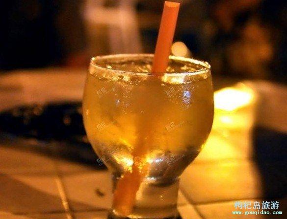 枸杞岛文化广场夜生活